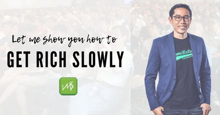 Get Rich Slowly & Consistently, The Income Investing Way tickets