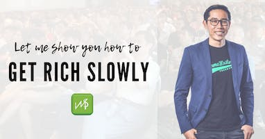 Get Rich Slowly & Consistently, The Income Investing Way