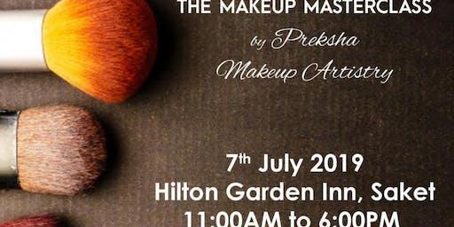 Self Makeup Masterclass by Preksha Makeup Artistry (PAID*)
