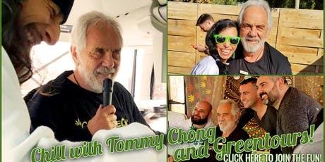 GreenToursLA Featuring Tommy Chong! tickets