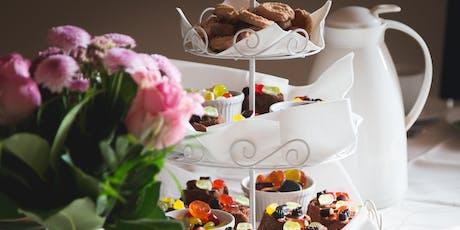 Make Sugarless & Gluten-free Desserts with High Tea! tickets
