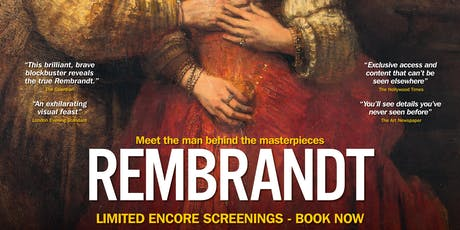 Exhibition on Screen | Rembrandt tickets