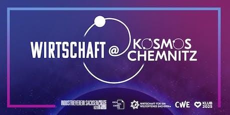 Wirtschaft @ KOSMOS gemeinsam für eine weltoffene & vielfältige Region Tickets