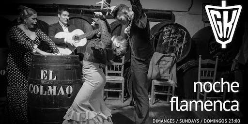 Noche flamenca en GK Live Estepona
