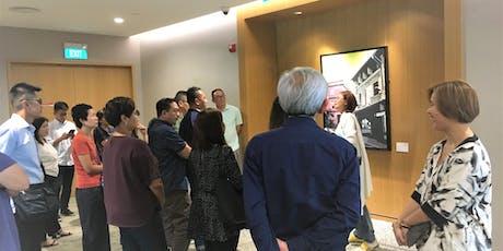 新加坡华族文化常设展预览说明会(学前、小学教师专场—以华语进行)22/11/2019 tickets