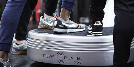 Power Plate Discover Workshop - Pure Power Studios tickets
