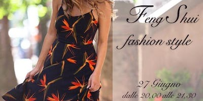 Feng Shui Fashion Style workshop