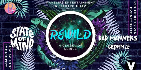 REWILD CAMBRIDGE - Feat. State Of Mind, Bad Manners & More tickets
