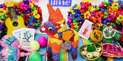 *FREE EVENT* Open Day Fiesta Party - Families & Children Welcome!