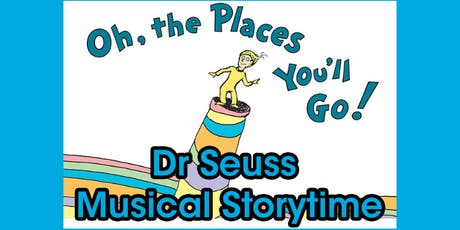 Dr Seuss Musical Storytime  tickets