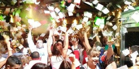 THROW THE NAPKINS IN THE AIR!THURSDAY [FREE VIP SECTION] ENCORE LOUNGE