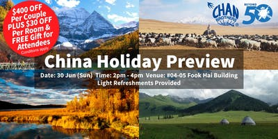 China Holiday Preview