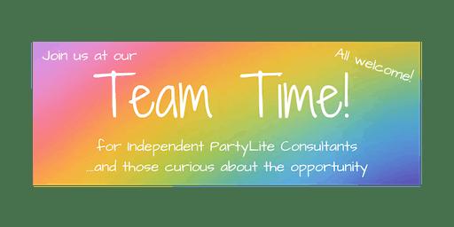 Rainbows Team Time! July 2019