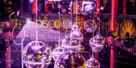 Disco 54 @ Cafe De Paris (Free Drinks/ Free Food) Happy Hour, Live Show, Dancing tickets