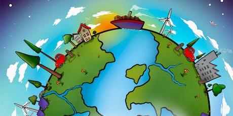Für Weltverbesserer: Umwelt.Trifft.Lebensqualität in Hamburg Tickets