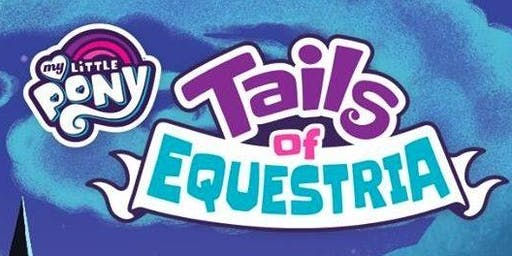 Playdate in Equestria (My Little Pony Tails of Equestria Storytelling Game)