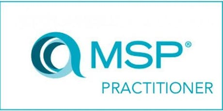 Managing Successful Programmes – MSP Practitioner 2 Days Virtual Live Training in Montreal tickets