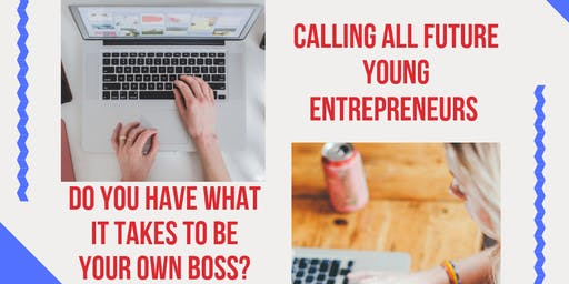 Be Your Own Boss. Be a Young E-commerce Entrepreneur.