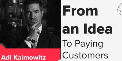 From Idea to Paying customers with Virtual Actuary CEO Adi Kaimowitz