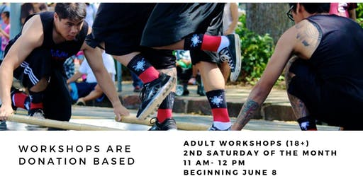 Tekniqlingz Adult Dance Crew Workshops