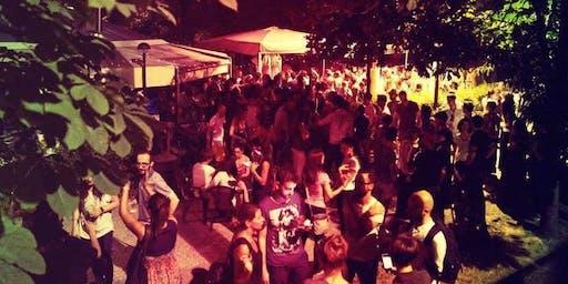Sunset Party nel Parco Indro Montanelli con Dj set  - 29 Giugno