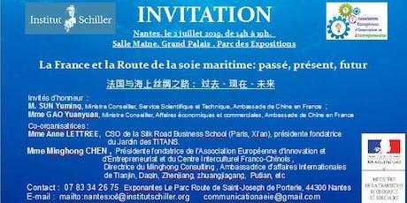 La France et la Route de la soie maritime billets
