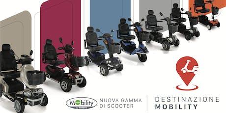 Destinazione Mobility fa tappa a Sesto Fiorentino  biglietti