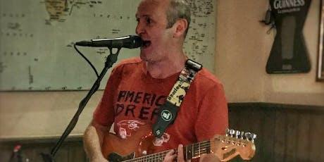 Wayne Ward Live @ The Claddagh  tickets