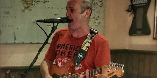 Wayne Ward Live @ The Claddagh