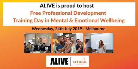 Free Professional Development Training Day in Mental & Emotional Wellbeing tickets