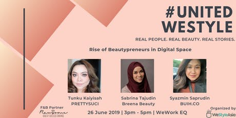 Rise of Beautypreneurs in the Digital space tickets