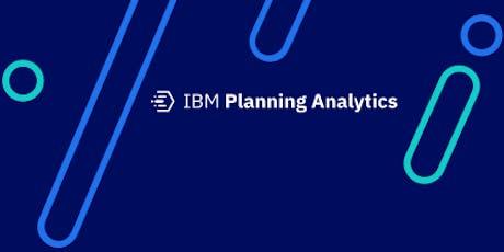 Upptäck rullande prognos med Planning Analytics tickets