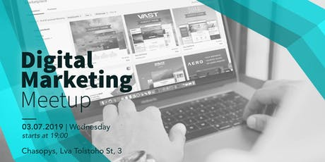 Digital Marketing Meetup Kyiv #1: How to make money with Facebook Ads tickets