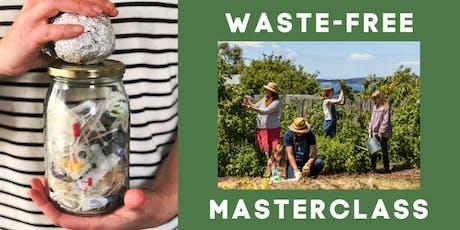 Waste-Free Masterclass in July tickets