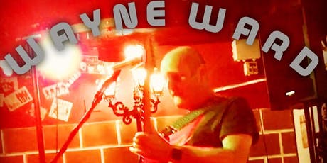 Wayne Ward Live @ Kennedys  tickets