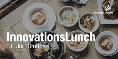 Innovationslunch der LLA in Stuttgart  am 31.07.2019