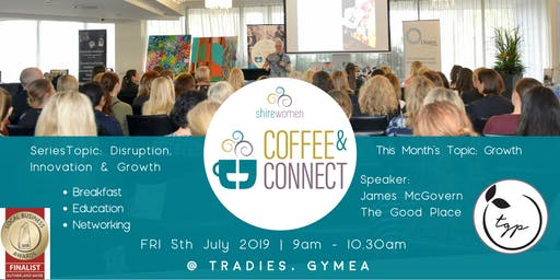 ShireWomen - Coffee & Connect 5th July 2019