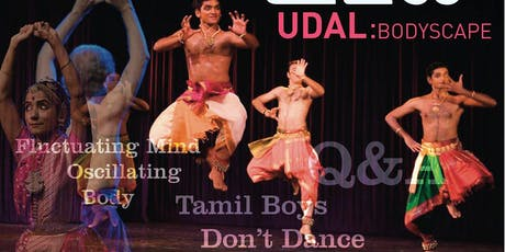 Free Tickets - Udal: Bodyscape Choreographic Forum tickets