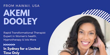 Discover the power of Rapid Transformational Therapy (RTT) - FREE TALK  tickets
