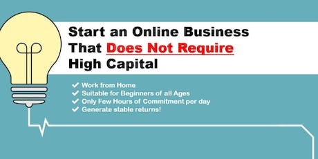 Online Start-Up Business in Singapore That Are Safe for Beginners tickets