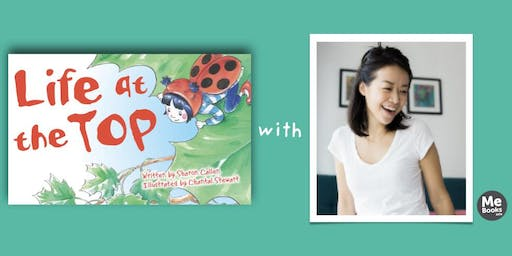 Life At The Top : A Storytelling with Arts & Crafts Workshop with Rebecca Jo-Rushdy