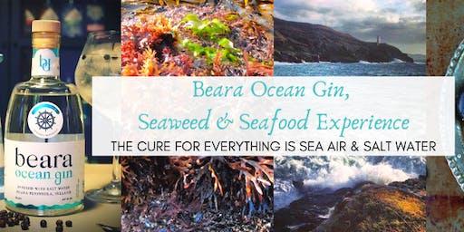 Beara Ocean Gin, Seaweed & Seafood Experience