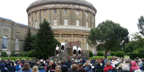 Bringing Ickworth to life with children's author A.M Howell tickets