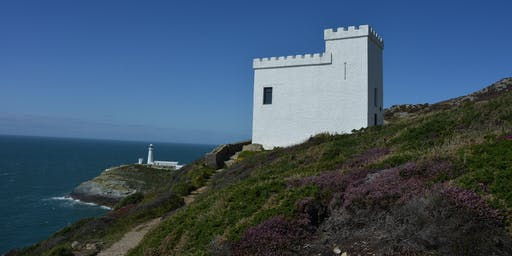Guided walk taking in the spectacular views and wildlife at RSPB SouthStack
