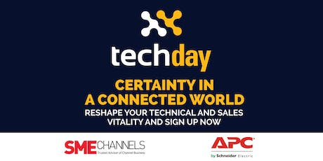 Schneider Electric Tech Day: Bangalore, 23rd & 24th July, 2019 tickets