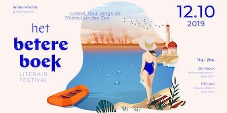 Het Betere Boek: Grand Tour langs de Middellandse Zee tickets