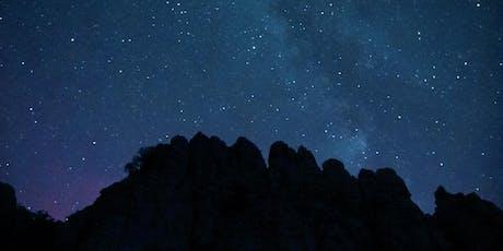 Observación en el Torcal:Las Perséidas, La Luna, Saturno y Júpiter entradas
