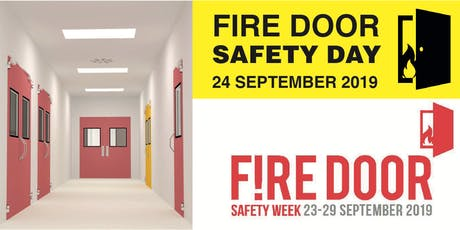 Fire Door Safety Day - CPD accredited Seminar tickets