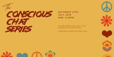 The Conscious Chat Series tickets