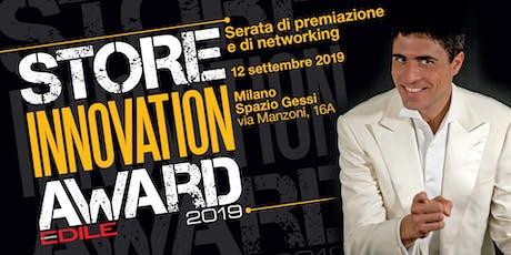 Store Innovation Award 2019 biglietti